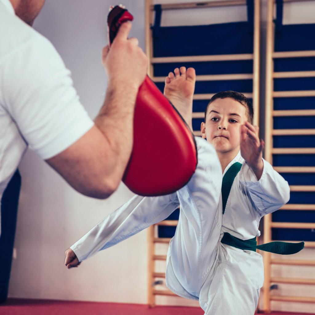 child martial arts